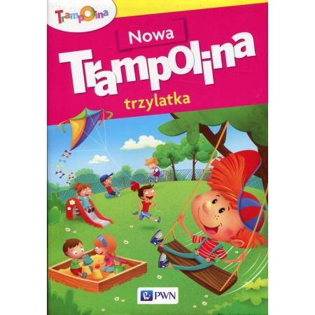 Nowa Trampolina trzylatka PWN