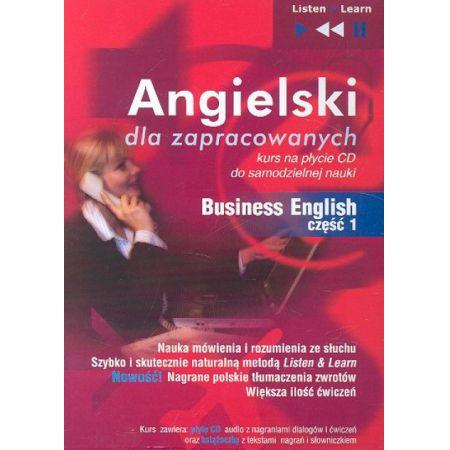 Angielski dla zapracowanych Business English część 1 (Płyta CD) - Guzik Dorota, Bruska Joanna