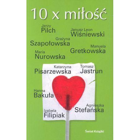 10 x miłość /zielona/