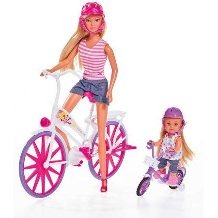 Steffi Przejażdżka na rowerze