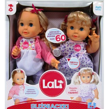 Lalki bliźniaczki