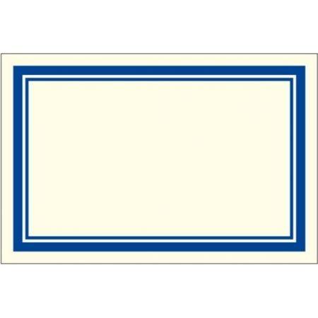 Naklejki dekoracyjne ETK 025 Niebieskie 4szt ROSSI