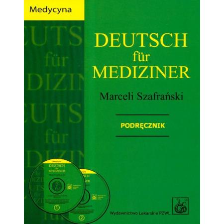 Deutsch fur Mediziner Podręcznik + 2CD