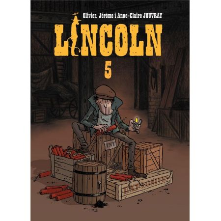 Lincoln T.5 Ani Boga, ani pana