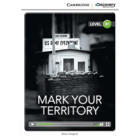 Mark Your Territory Intermediate Book with Online Access