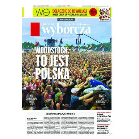 Gazeta Wyborcza - Białystok 181/2017