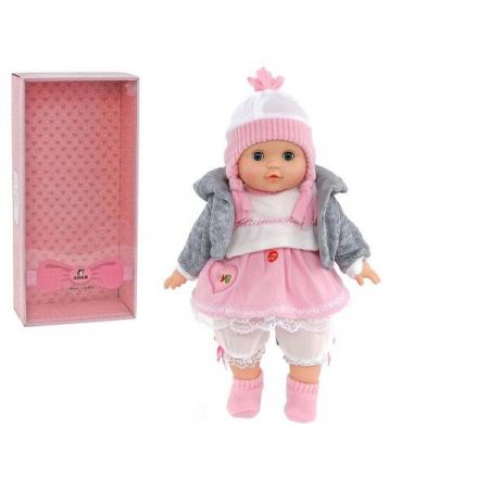 Lalka 40cm dziewczynka PL 534124 w pudełku