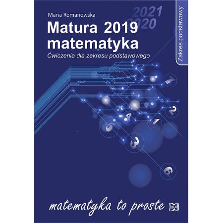 Matura 2019 Matematyka. Ćwiczenia ZP