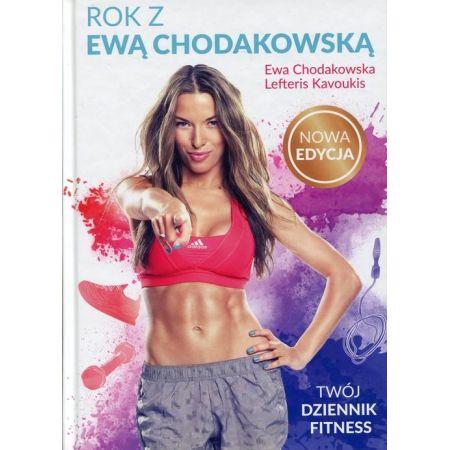 Rok z Ewą Chodakowską. Twój dziennik fitness