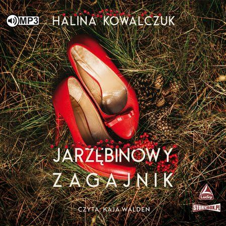 CD MP3 Jarzębinowy zagajnik