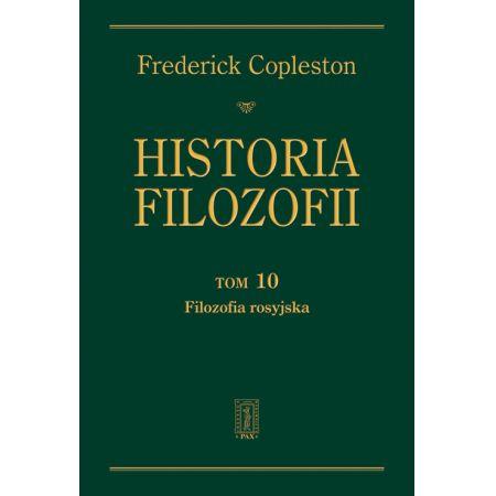 Historia filozofii. Tom 10. Filozofia rosyjska