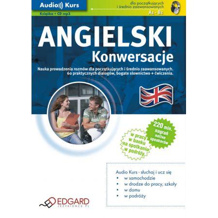 Angielski - Konwersacje +CD EDGARD