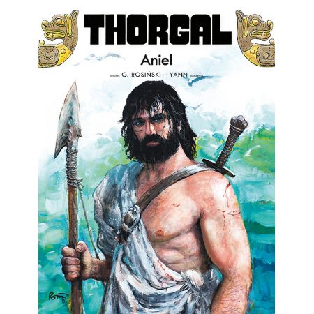 Thorgal. Aniel. Tom 36
