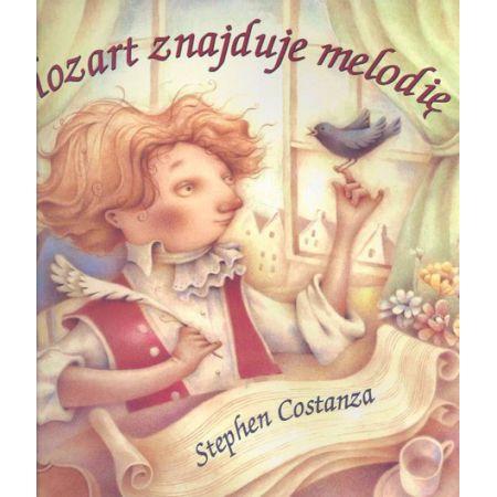 Znalezione obrazy dla zapytania Stephen Costanza Mozart znajduje melodię