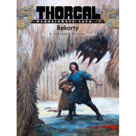 Thorgal: Młodzieńcze Lata, tom 8. Bękarty
