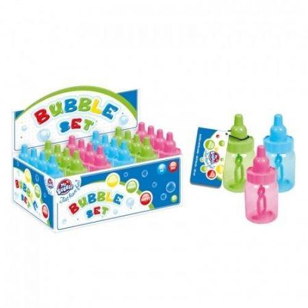 Bańki mydlane butelka 30ml mix
