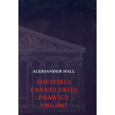 Historia francuskiej prawicy 1981-2007