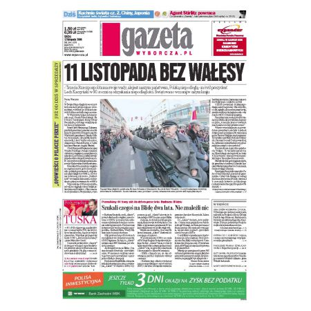 Gazeta Wyborcza - Kielce 264/2008