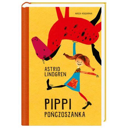 Astrid Lindgren. Pippi Pończoszanka opr.