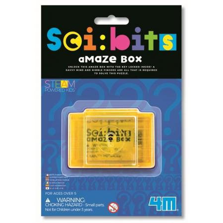 Zagadkowe pudełko 4M
