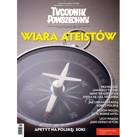 Tygodnik Powszechny 29/2012