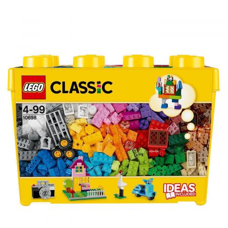 LEGO Classic. Kreatywne klocki. Duże pudełko 10698
