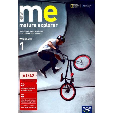 Język angielski Matura Explorer New 1 ćwiczenia LO