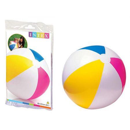 Piłka plażowa dmuchana 61 cm