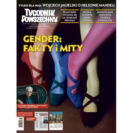 Tygodnik Powszechny 50/2013