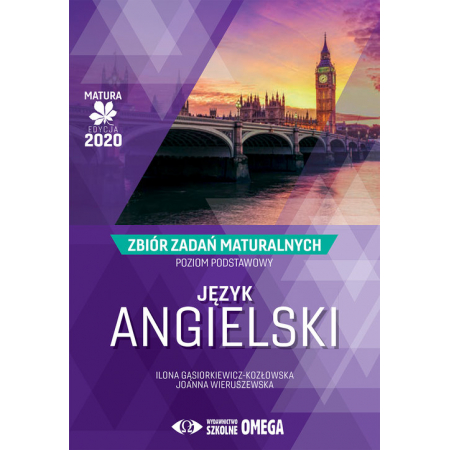 Matura 2020 J. angielski Zbiór zadań ZP OMEGA