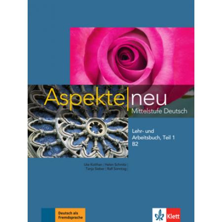 Aspekte Neu B2 LB + AB Teil 1 + CD LEKTORKLETT
