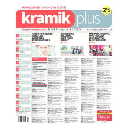 Kramik Plus 10/2016
