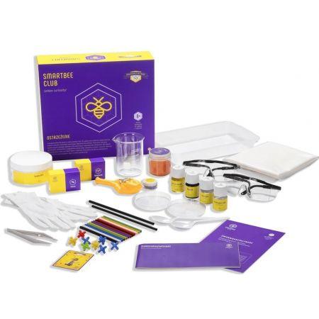 SmartBee Club Eksperymenty naukowe Zmiennokształtność