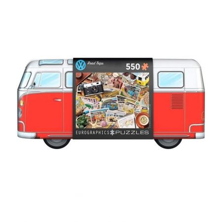 Puzzle 550 wycieczka samochodowa 8551-5576