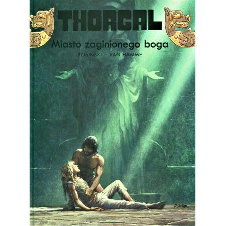 Thorgal, tom 12. Miasto zaginionego boga
