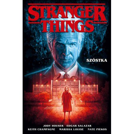 Stranger Things. Szóstka