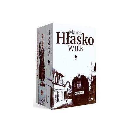 Pakiet. Marek Hłasko. Wilk. Listy i pamietniki. Najlepsze lata mojego życia