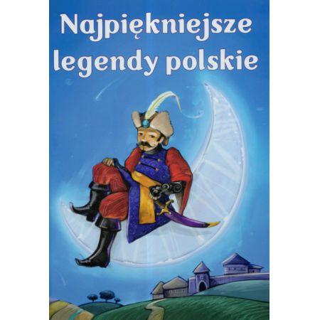 Znalezione obrazy dla zapytania Justyna Kubacka Najpiękniejsze legendy polskie