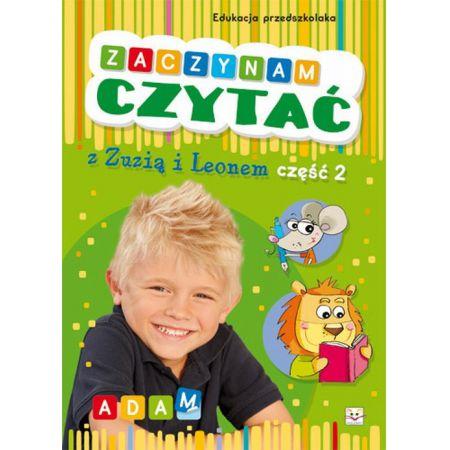 Zaczynam czytać z Zuzią i Leonem cz.2