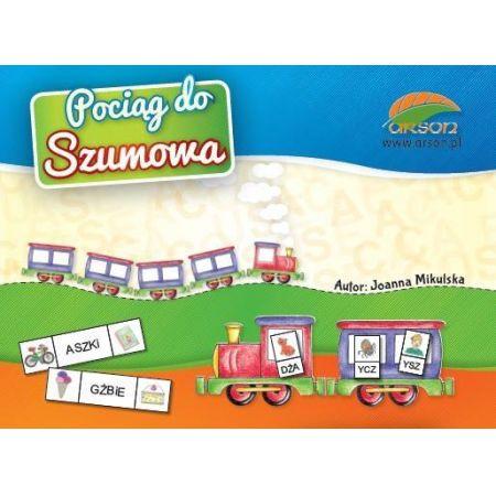 Pociąg do Szumowa