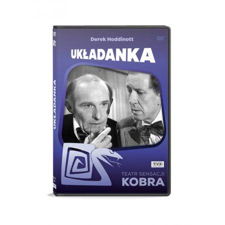 Kobra 4. Układanka DVD