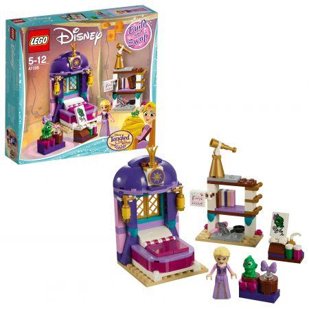 LEGO Disney Princess. Zamkowa sypialnia Roszpunki 41156