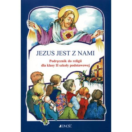 Jezus jest z nami 2. Podręcznik