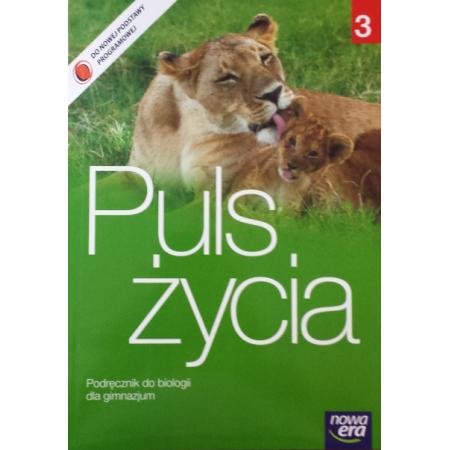 Puls życia 3 Biologia Podręcznik