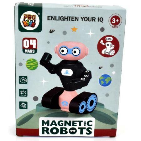 Robot magnetyczny 2