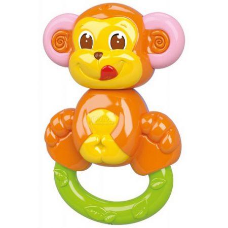 Grzechotka 2 w 1 małpka - Miś Koala