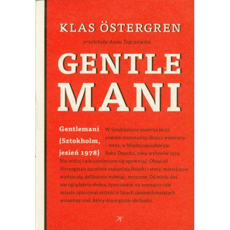Gentlemani - Klas Ostergren