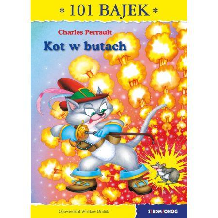 101 bajek. Kot w butach