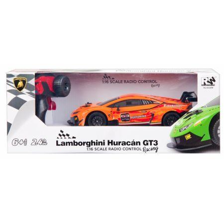 Auto osobowe zdalnie sterowane Lamborghini Huracan GT3 MEGA CREATIVE 459616