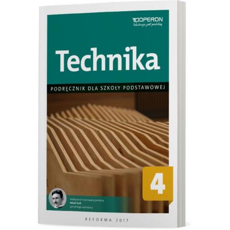 Technika 4. Linia 2. Podręcznik dla szkoły podstawowej